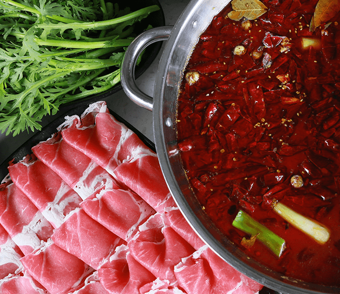 Picture of Chili Oil and Meat